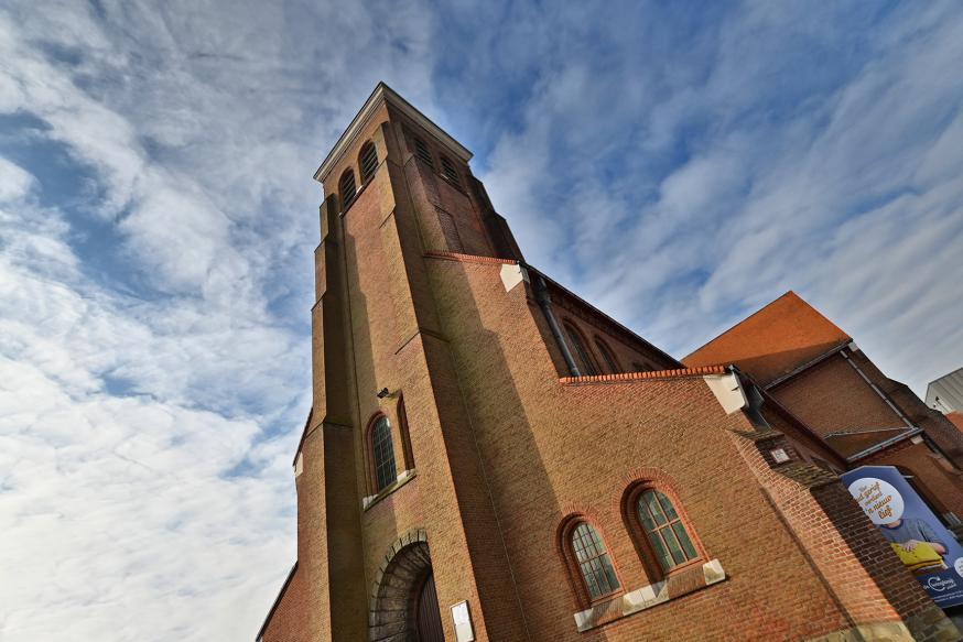 Kerk knokke