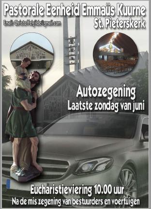 Affiche autozegening