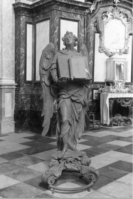 Koorlezenaar OLV-Kerk (Abdijkerk) te Ninove