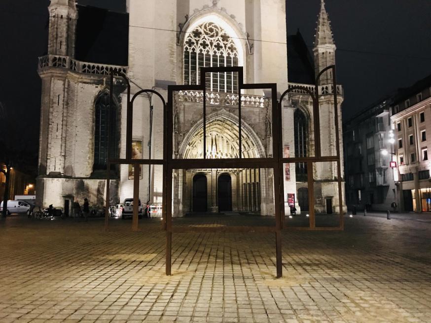Altar van Kris Martin © Bisdom Gent