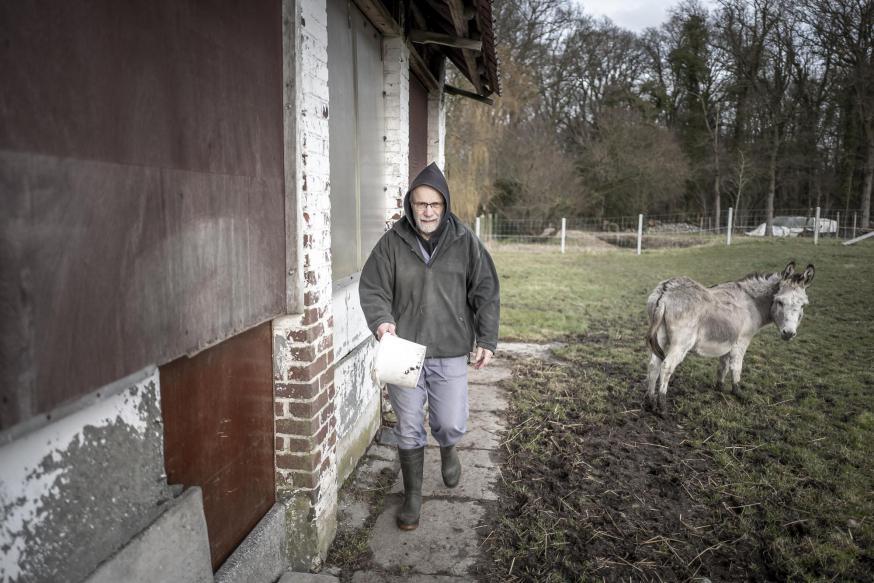 Abdij Westvleteren © Leo De Bock
