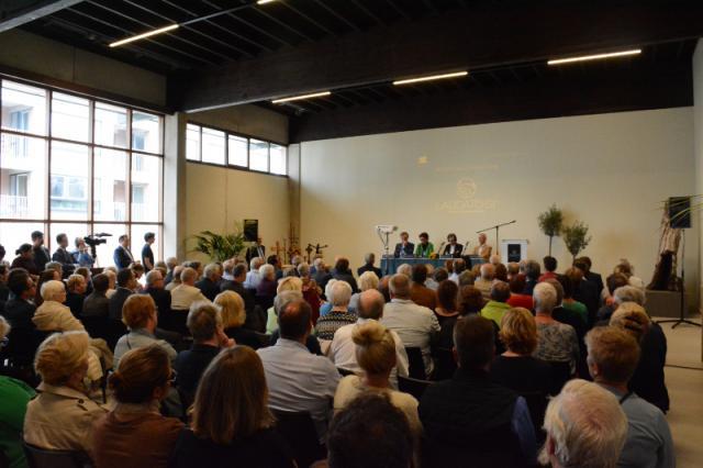 Zaterdag vond de feestelijke opening van Laudato Si' plaats © Sant'Egidio