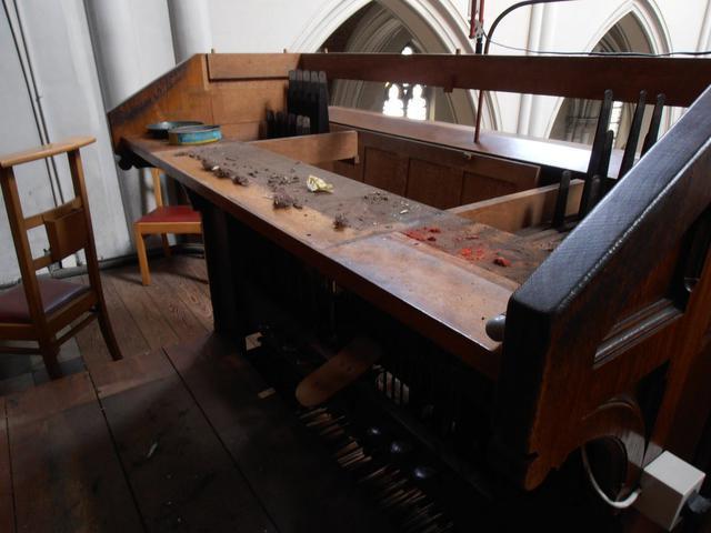 Speeltafel rechts © Stijn Hanssens