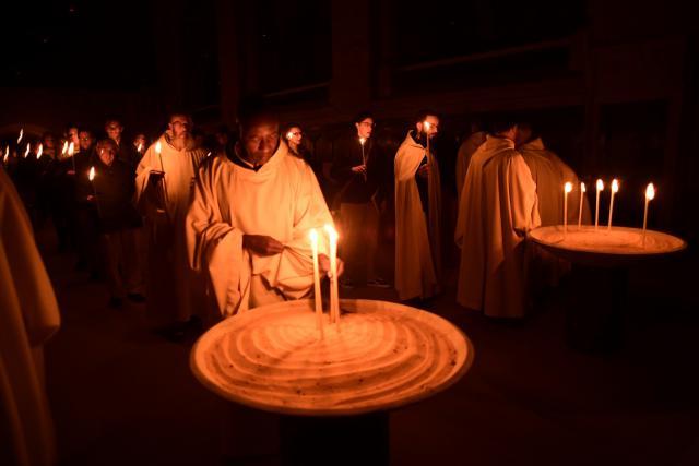 Inspirerende monniken in Orval