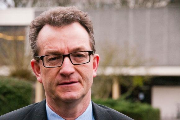 Lieven Boeve, directeur-generaal van Katholiek Onderwijs Vlaanderen © PhK-Kerknet