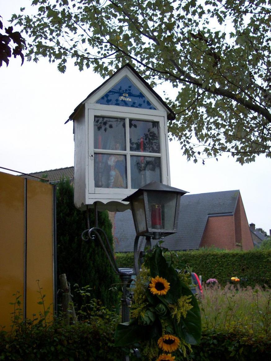 't Kapelleke in de wijk 't Kapelleken © PM