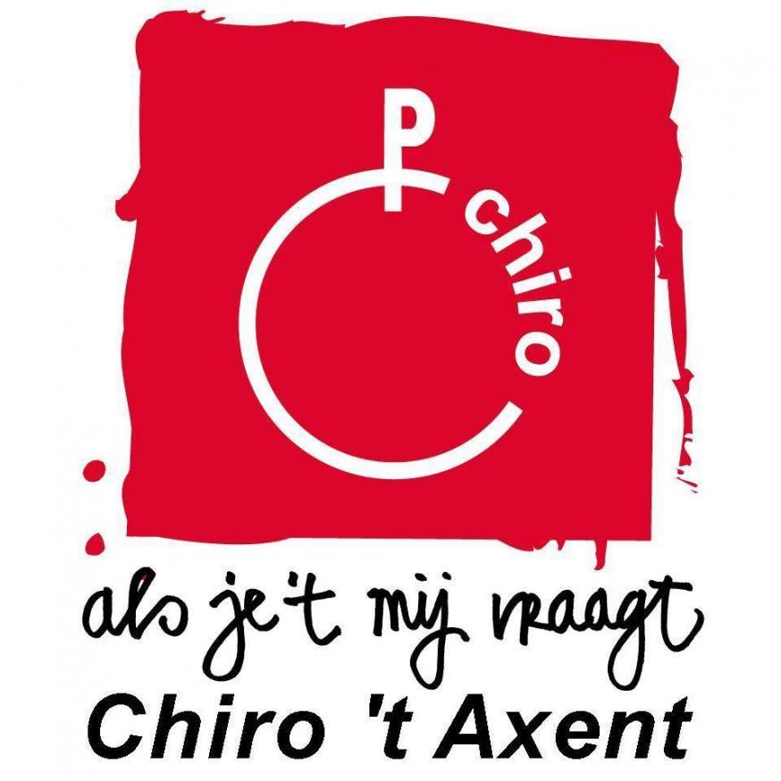 Logo Chiro 't Axent Zwevegem