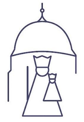 Logo Hanswijkbasiliek