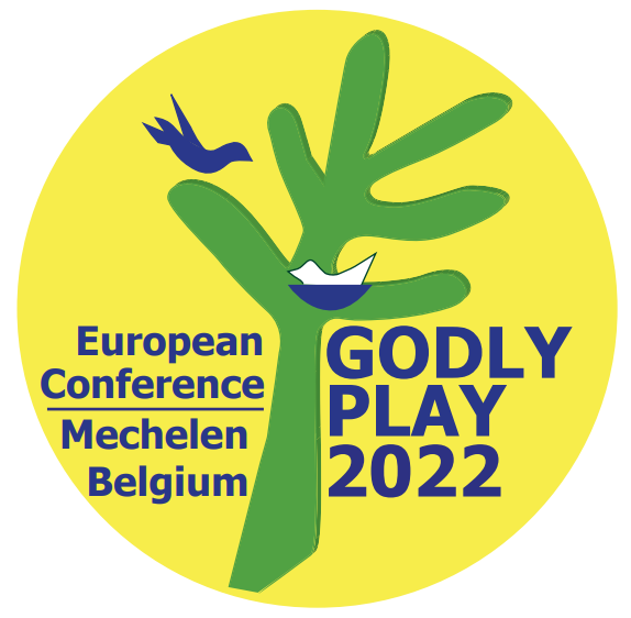 Logo Godly Play Conference 2022 © Godly Play Vlaanderen