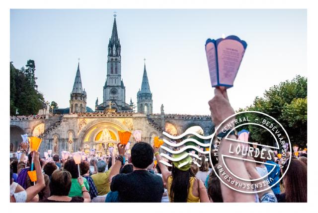Deze zomer kan je drie maal naar Lourdes met IJD!