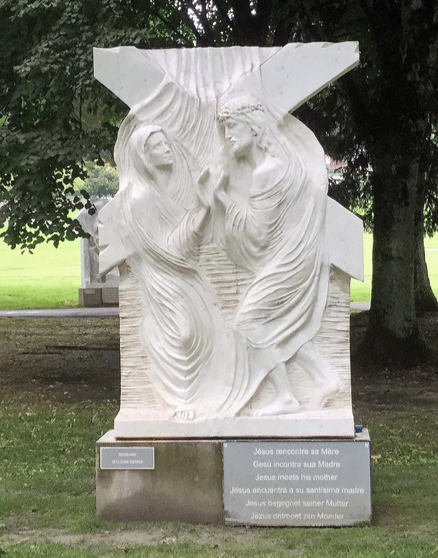 Lourdesbedevaart 2018 van het dekenaat Aalst © Michel Bekaert