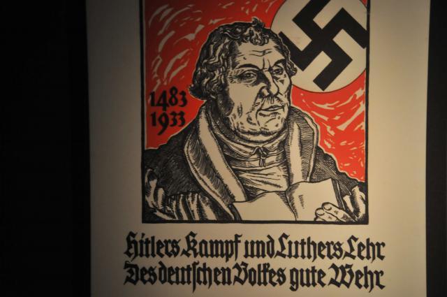 Lutherherdenking van 1933 © Philippe Keulemans/Museum voor kloostercultuur