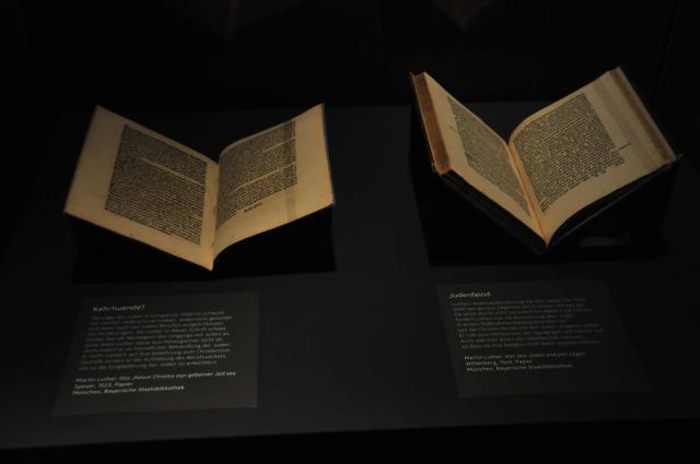 Geschriften van Luther bevatten ook antisemitische uitspraken © Philippe Keulemans