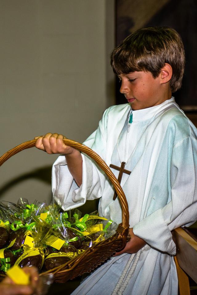 Sfeerbeelden uit de Paasvieringen Heultje © MVDB