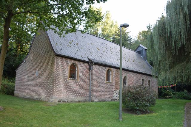 Maria Magdalenakapel in Vaalbeek © Hilde Pex