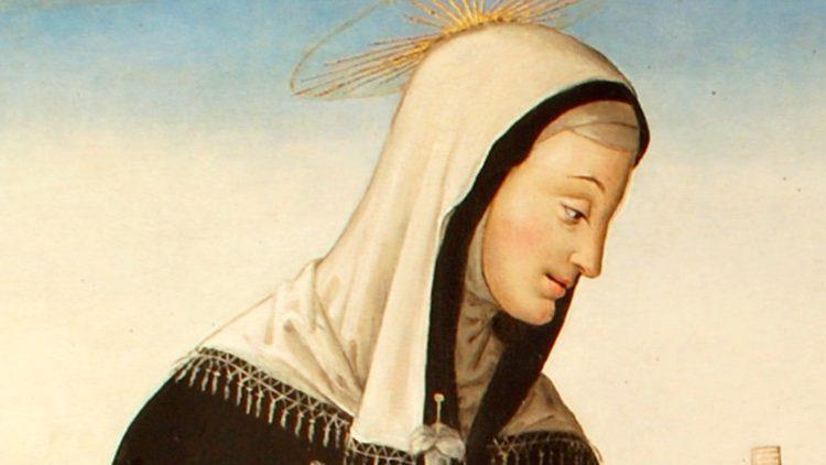 Margareta van Castello (1287-1320)  © Vatican Media