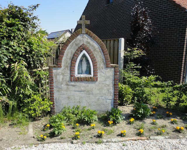 Maria kapel - Fosheistraat, Molenbeersel