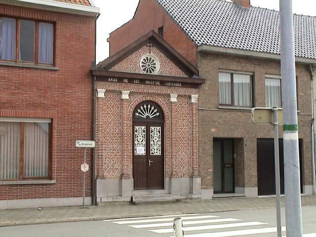 Mariakapel Brugstraat Stekene