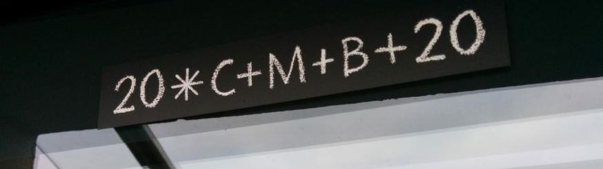 Markering voor Driekoningen in Duitsland (CMB) © Matthias Linster