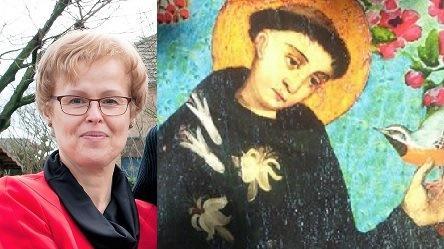 parochieassistente Martine Devliegere kiest voor Franciscus