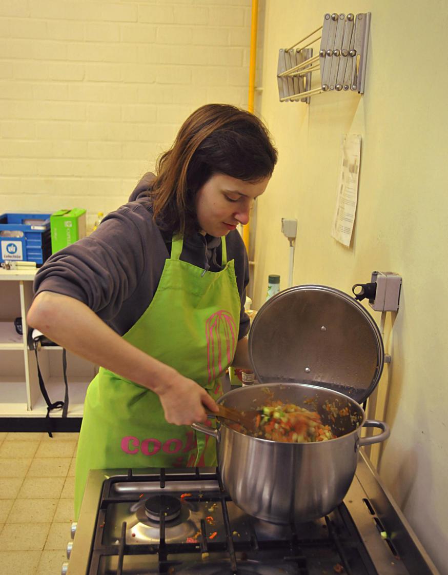 Achter de schermen in de keuken van (M)eat with Jokri: hier pruttelt de overheerlijke saus! © RVR