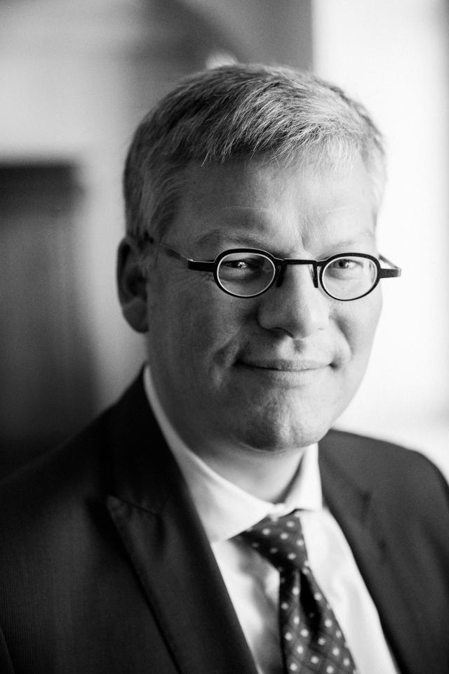 Jürgen Mettepenningen. © Koen Broos