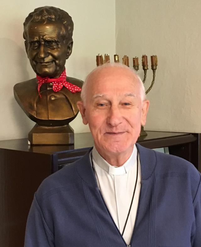 Mgr. Bert Van Buel