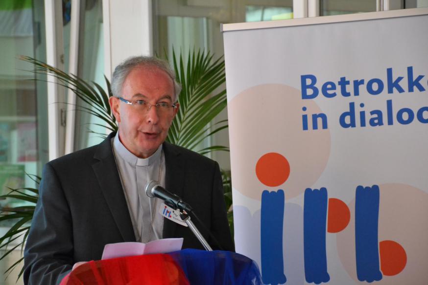 Bisschop referent Koen Vanhoutte © Jeroen Moens