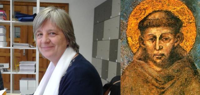 Mieke Bonny kiest voor Franciscus van Assisi
