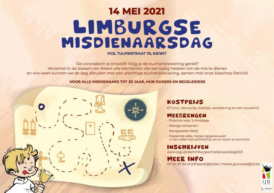 Limburgse misdienaarsdag © IJD