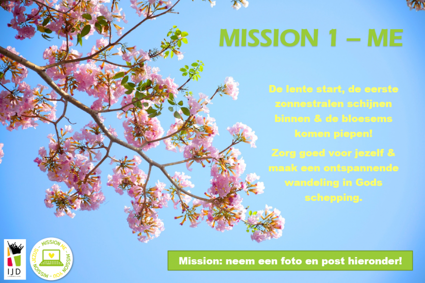Mission 1 © IJD Brugge