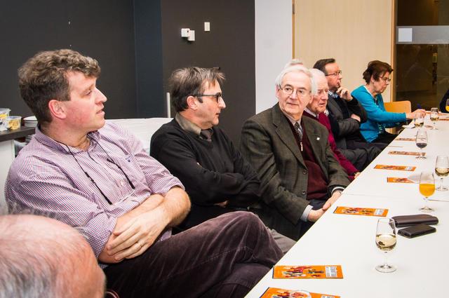 Bijeenkomst vzw-bestuurders  © Karel Van de Voorde