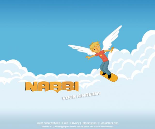Nabbi voor kinderen © nabbi.be