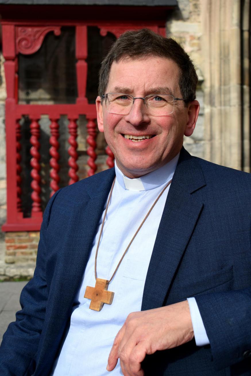 Bisschop Lode Aerts © Bisdom Brugge