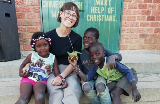 Inleefproject Zambia: Nine. © Team Zambia