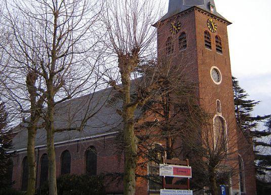 Onze-Lieve-Vrouw Ten Bos - Ten Bos, Nieuwkerken-Waas