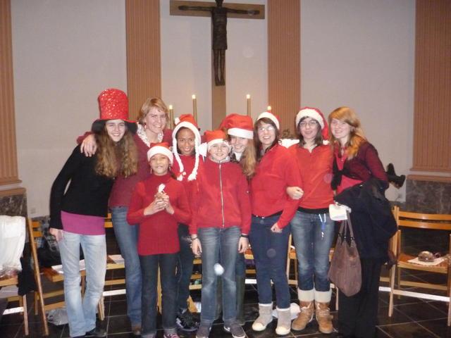 Kerstavond '09