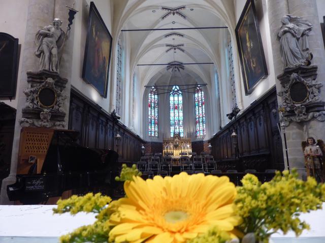 Sint-Hermesbasiliek © Sint-Hermesbasiliek, foto: Milo Van Driessche