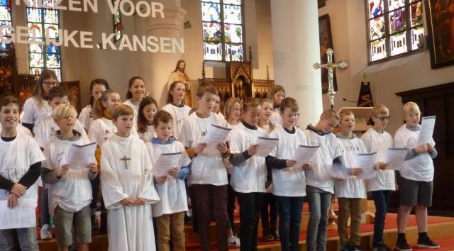 2 december 2018 - Eerste zondag van de Advent - Lovendegem © Parochie in Lovendegem, Waarschoot en Zomergem