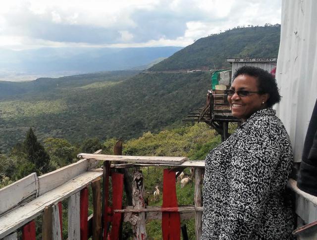 Zuster Teresia Wamuyu Wachira uit Kenia © PCI
