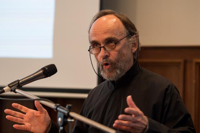 Vader Dominique Verbeke © Leerhuis kerkvaders, foto: Guy Verstraete