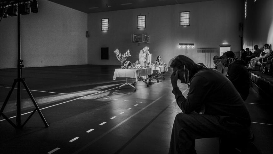Het verdriet van den bak © Leo De Bock