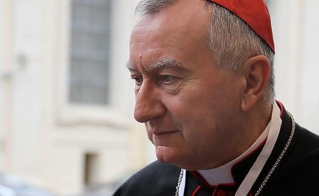 Staatssecretaris kardinaal Pietro Parolin © COMECE