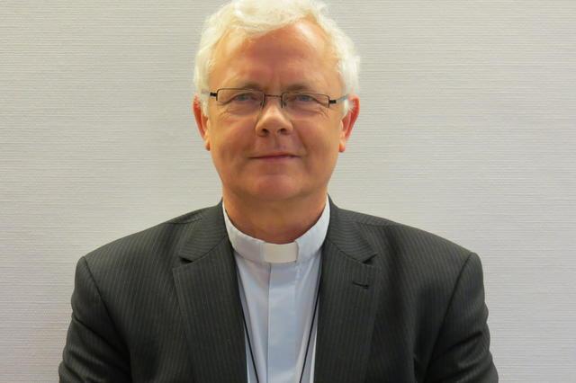 Mgr. Patrick Hoogmartens, bisschop van Hasselt © IPID