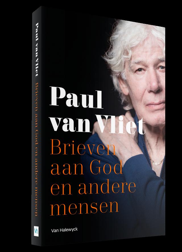 Paul Van Vliet 'Brieven aan God en andere mensen' © Van Halewyck