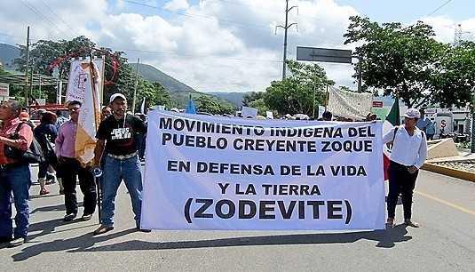 Mexicaanse organisatie Zodevite krijgt de Peace Award van Pax Christi © PaxChristi