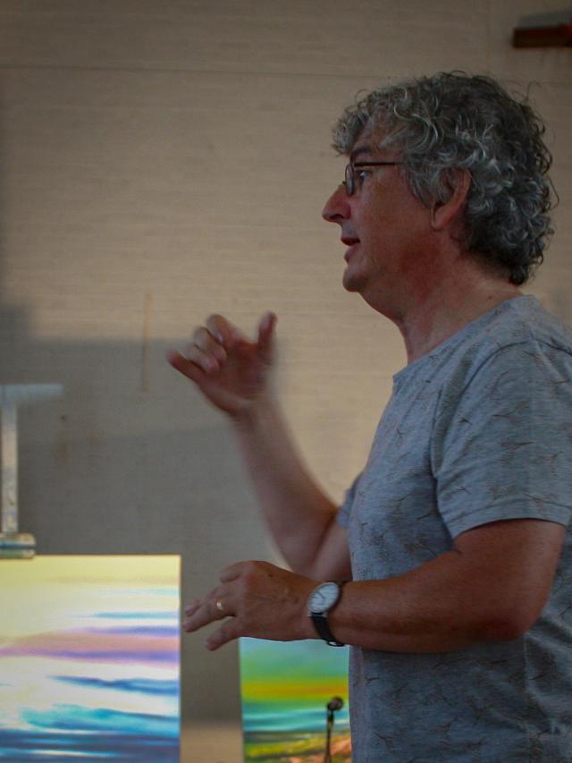 Peter Biesbrouck, parochieassistent in de HopParochie