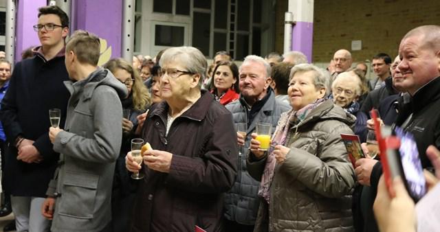 Nieuwjaarsreceptie 2019 in Ninove © Philippe Meyer