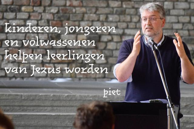 catechese voor Piet © Jan Demuynck