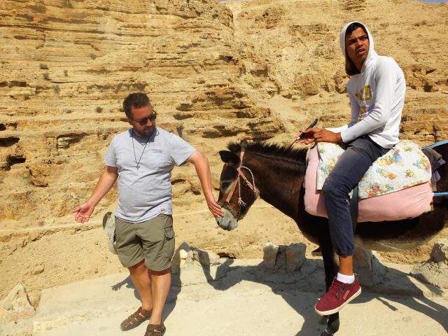 Pieter Stevens in Israël en Palestina © Pieter Stevens